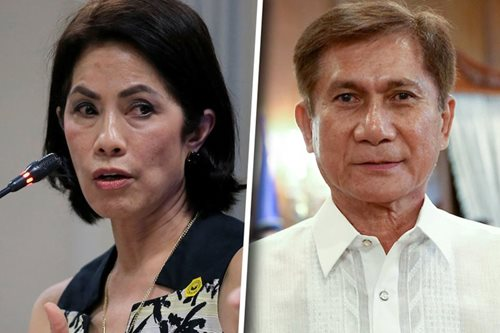 Gina Lopez welcomes Cimatu's appointment as DENR chief