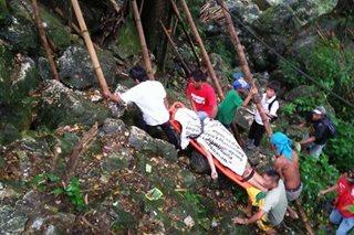 Babae patay nang mahulog sa Wawa Dam