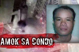 SOCO: Lalaking walang habas na nanaksak, nirespondehan ng mga pulis