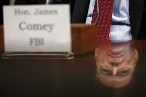 Trump fires FBI Director Comey: White House
