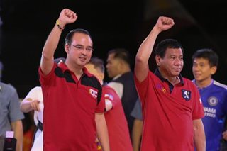 Cayetano: We'll build ties with new friends, keep old ones
