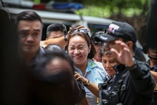 SC justice applicant says Napoles did not commit illegal detention