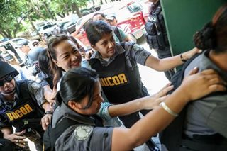 Prosecutors ask Sandiganbayan to return Napoles to Taguig jail
