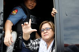 De Lima bill seeks protection of female inmates