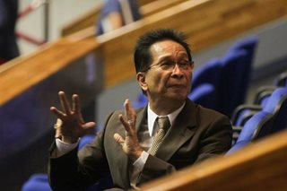 Panelo blames E.U. for row over parliamentarians' statement