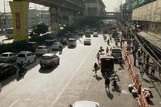 No pleasure to burn: MMDA chief denies order to torch illegal vendors' stalls