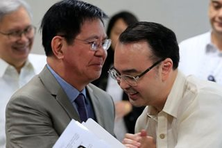 CA confirms Cayetano's appointment