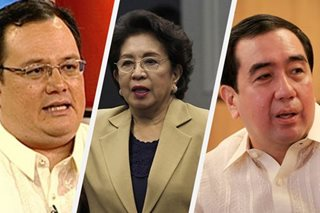 Ombudsman's, COA chief's, Comelec chair's net worth increase by millions in one year
