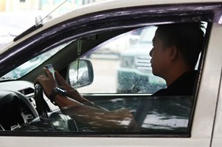 DOTr suspends implementation of anti-distracted driving act