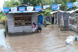 Ilang lugar sa Mindanao, baha pa rin