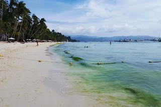 Unfinished drainage infra fouled up Boracay: watchdog