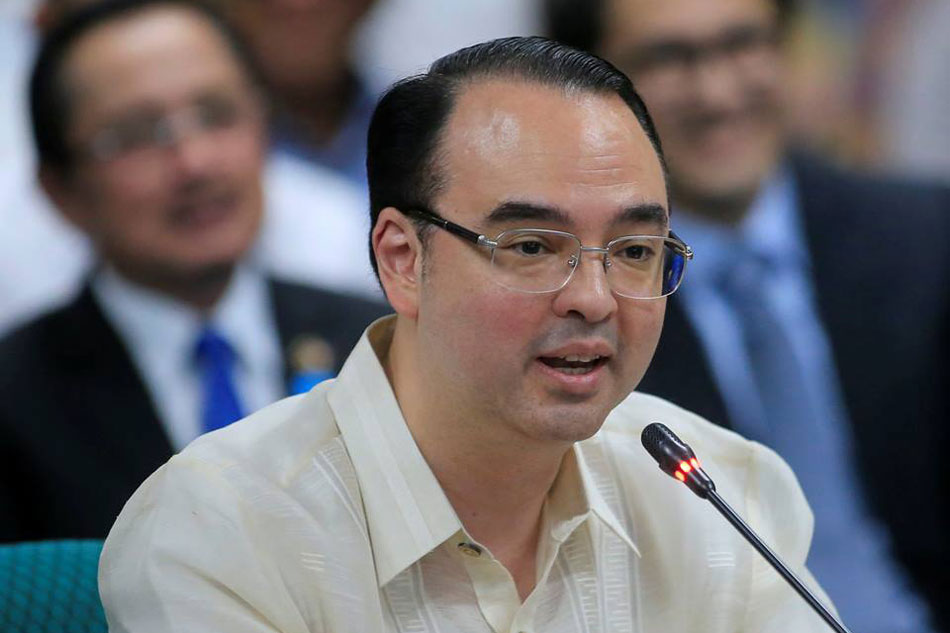 Cayetano on US solons' probe on Duterte drug war: 'They're not our boss'