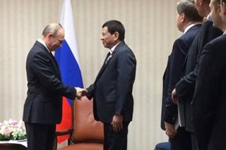 Duterte heads to Russia in blow to US