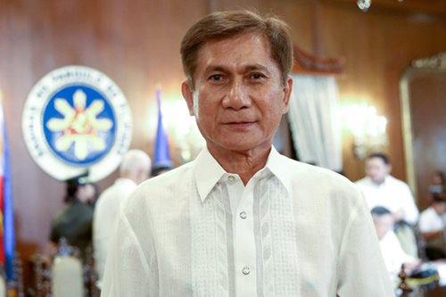 Cimatu restores environment body's permit-granting power