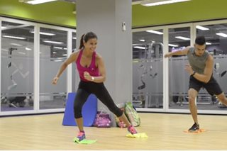 Dyan Fit: 'Trapo workout' para sa upper at lower body