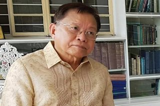 Federalism without safeguards to empower political dynasties: ex-CJ Puno