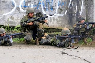 TIMELINE: Maute attack in Marawi City