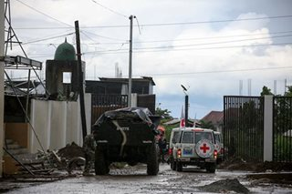 Military says more hostages left in Marawi than earlier count