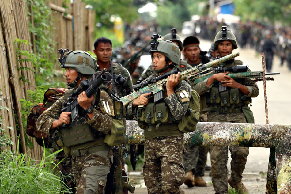 Neutralizing Maute