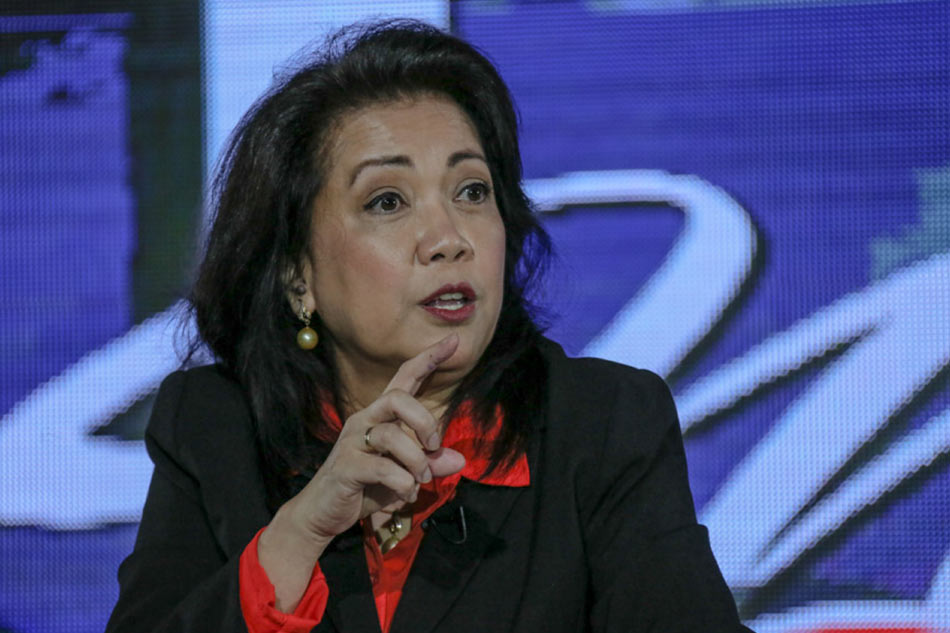 Chief Justice Sereno urges public to ensure martial law abuses won't be repeated