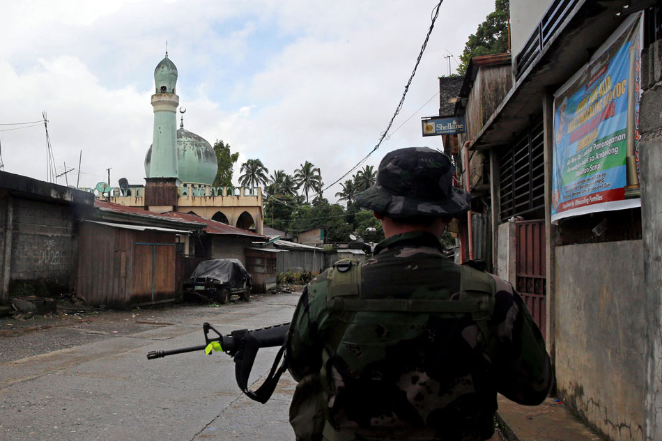 AFP: Martial law prevented spread of terrorism in Mindanao