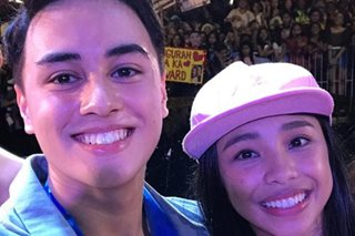 Maymay, Edward may concert sa London