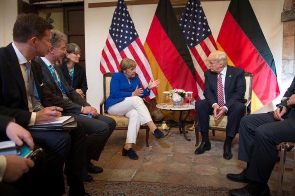 Merkel and Trump: 2 Very Different Takes on G7 Summit