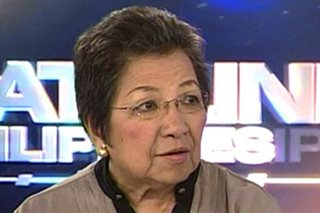 Former rights body chair: PCGG under Duterte has been very timid
