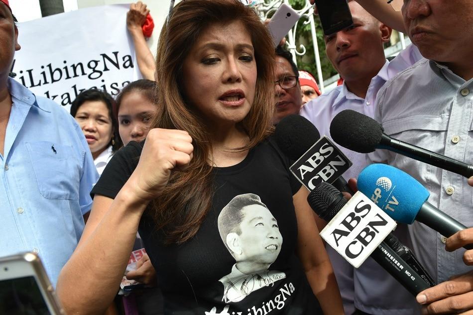 Pulse explains Imee Marcos' rise in senatorial survey