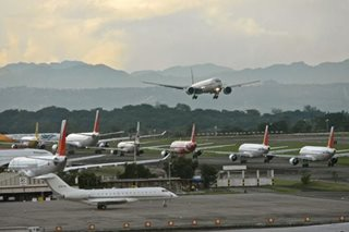 Emergency repair shuts NAIA international runway