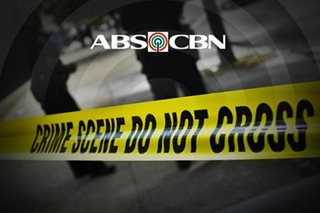 Dating drug surrenderee, patay sa pamamaril sa Ilocos Norte
