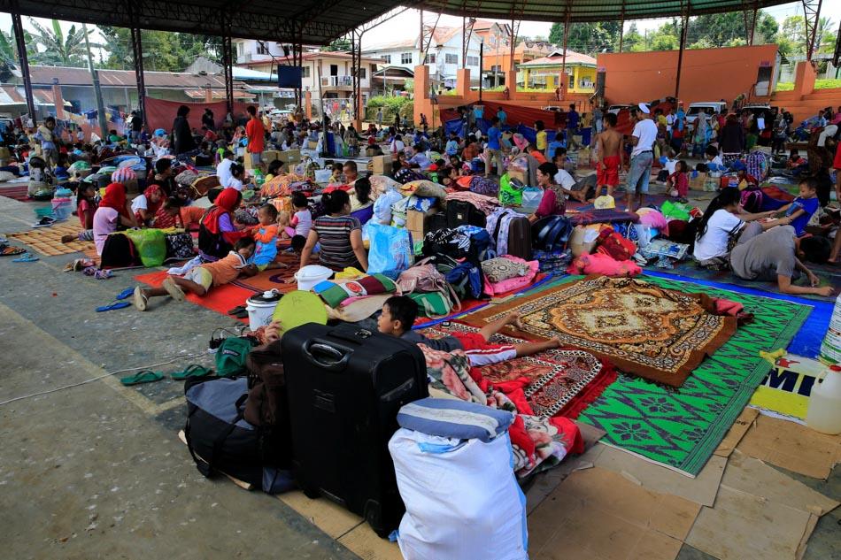 Mga bakwit mula Marawi, sabik nang umuwi