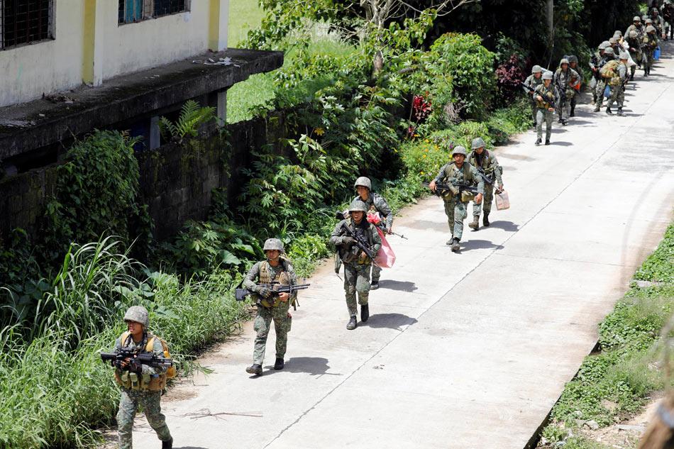 Duterte, MILF create 'peace corridor' in Marawi 1