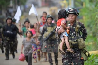 Marawi crisis over before martial law ends: Año