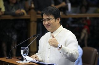 Revilla seeks court approval to visit dad for heart operation