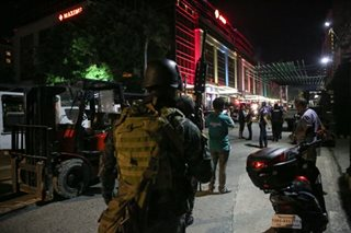 Gunman storms Resorts World Manila
