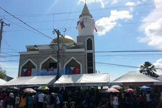 First mosque in Tacloban inaugurated