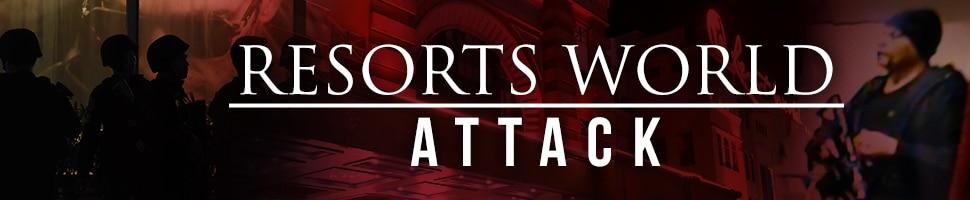 ResortsWorldAttack