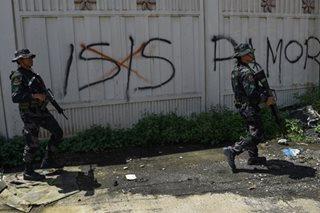 ISIS, pinaniniwalaang kinakalaban na rin ng militar sa Marawi