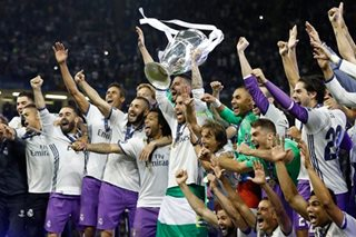 Two-goal Ronaldo fires Real to 12th European title