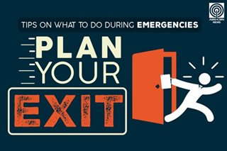 What to do during emergencies