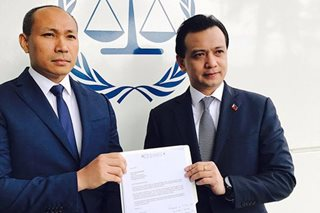 Alejano: Trillanes filed amnesty application, took oath