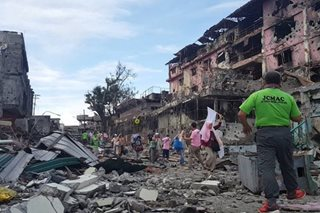 Independent commission sought for Marawi rehab