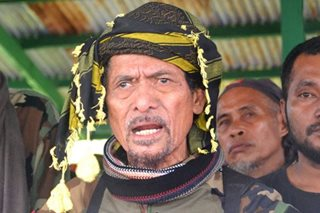 Sandiganbayan warns Misuari for failing to report after UAE trip