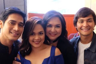 Piolo-Juday reunion movie, 'big time' ang backer