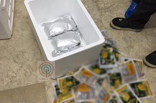 P15M halaga ng shabu, itinago sa mga kahon ng dried mangoes