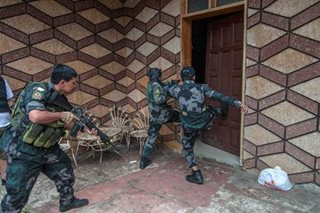 Terrorist forces 'too degraded,' incapable of launching more attacks- AFP