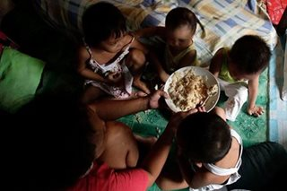 Hunger in PH at lowest level since March 2004: SWS