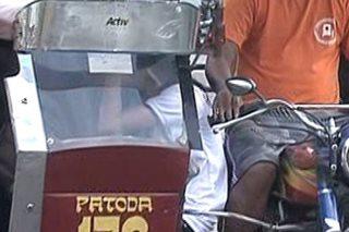 Ilang tricycle, ginagamit pa rin bilang school service