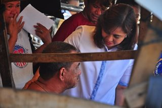 Veep reaches out via 'Metro Laylayan'